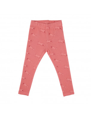 Pantalon été Chambray La Queue du Chat vêtement enfant bébé coton bio
