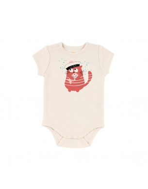Robe Saint Tropez La Queue du Chat vêtement enfant bébé coton bio