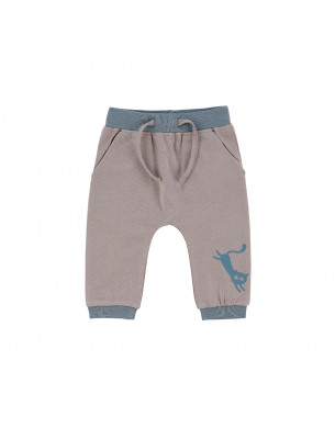 Le Pantalon Hyper Cool La Queue du Chat vêtement enfant bébé coton bio
